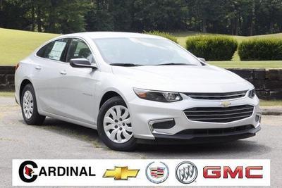 New 2017 Chevrolet Malibu L