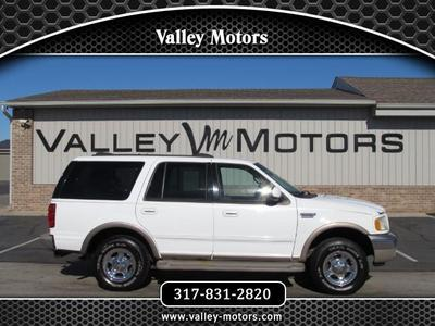 Used 2001 Ford Expedition Eddie Bauer