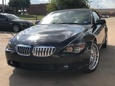 2007 BMW 650 i