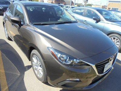 New 2016 Mazda Mazda3 i Sport