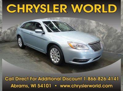 Used 2014 Chrysler 200 Touring
