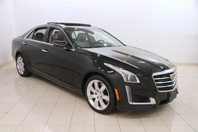 Used 2016 Cadillac CTS 2.0L Turbo Luxury