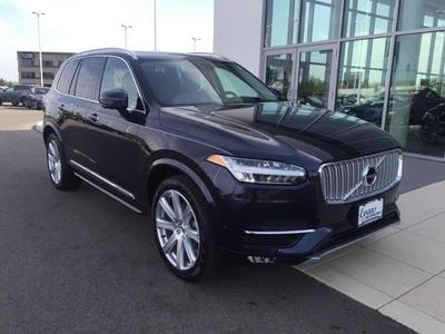 New 2017 Volvo XC90 T6 Inscription