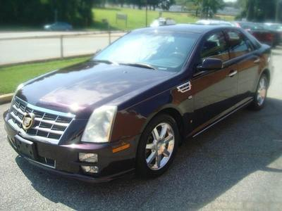 Used 2008 Cadillac STS V8