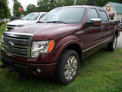 Used 2009 Ford F-150 Platinum SuperCrew