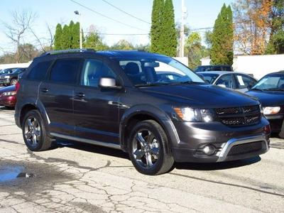 Used 2014 Dodge Journey Crossroad