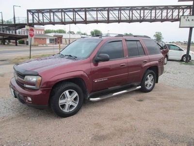 Used 2004 Chevrolet TrailBlazer LT