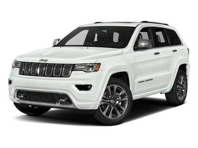 New 2017 Jeep Grand Cherokee Overland