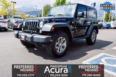 Used 2015 Jeep Wrangler Rubicon
