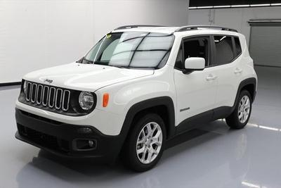Used 2016 Jeep Renegade Latitude