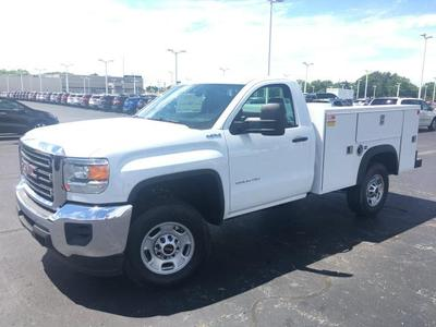 2017 GMC Sierra 2500 Base