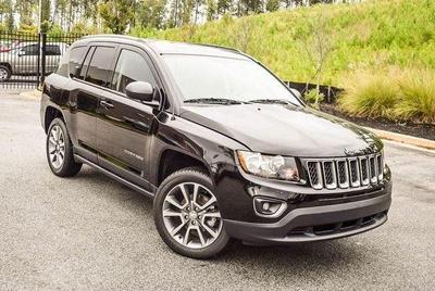 New 2017 Jeep Compass Sport