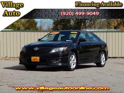 Used 2011 Toyota Camry SE
