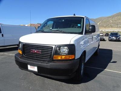New 2017 GMC Savana 3500 Work Van