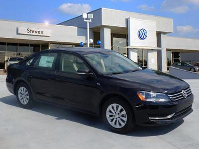 New 2014 Volkswagen Passat Auto Wolfsburg Ed
