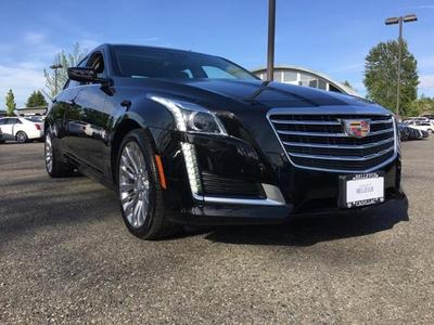 New 2017 Cadillac CTS 2.0L Turbo Luxury