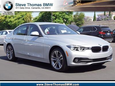 New 2017 BMW 328d Base
