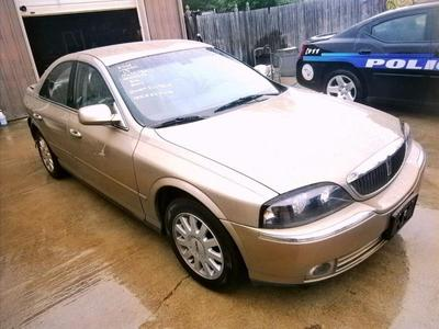 Used 2005 Lincoln LS
