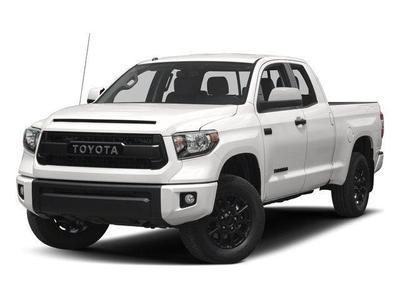New 2017 Toyota Tundra SR5
