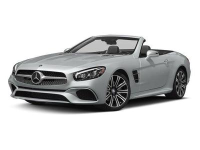 New 2017 Mercedes-Benz SL 450 Base