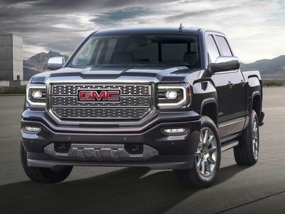New 2017 GMC Sierra 1500 Denali