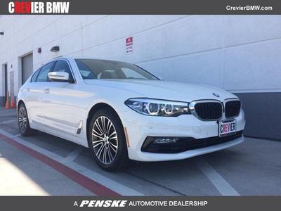 New 2018 BMW 530 i