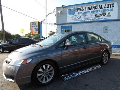 Used 2010 Honda Civic EX