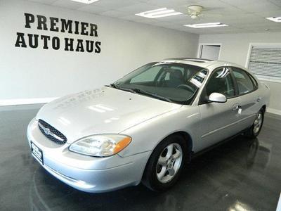 Used 2001 Ford Taurus SES