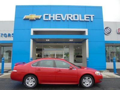 Used 2010 Chevrolet Impala LT