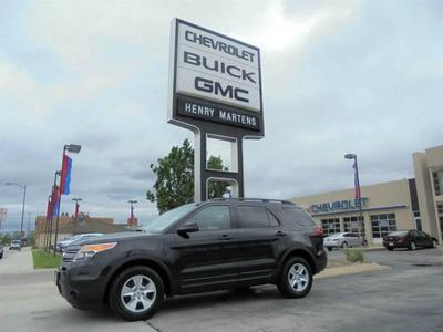 Used 2013 Ford Explorer Base