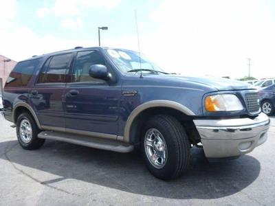 Used 2000 Ford Expedition Eddie Bauer
