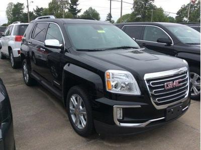 New 2017 GMC Terrain SLT