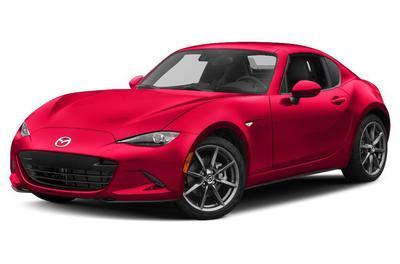New 2017 Mazda MX-5 Miata RF Grand Touring