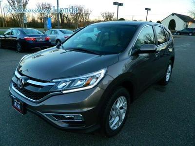 New 2016 Honda CR-V EX