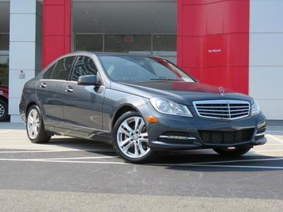 Used 2014 Mercedes-Benz C 250 Sport