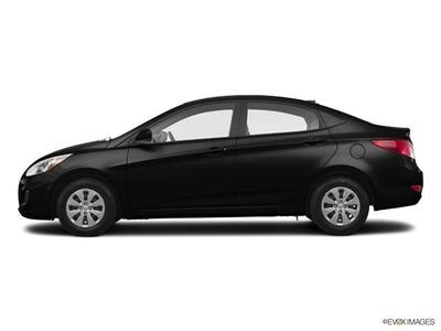 New 2017 Hyundai Accent SE