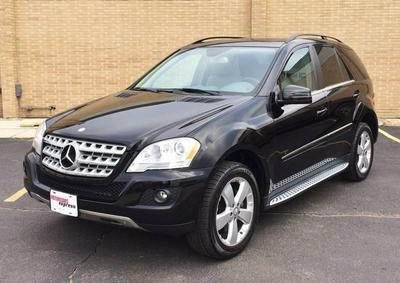Used 2011 Mercedes-Benz ML350 4MATIC