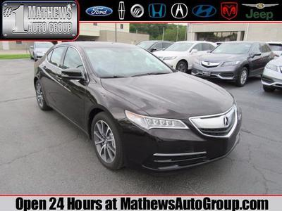 Used 2015 Acura TLX V6 Tech