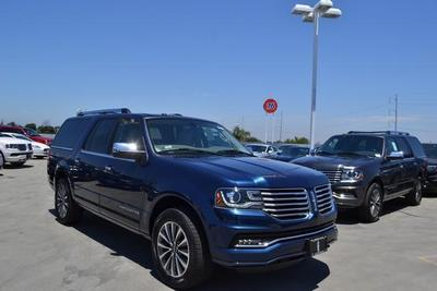 New 2017 Lincoln Navigator L Select