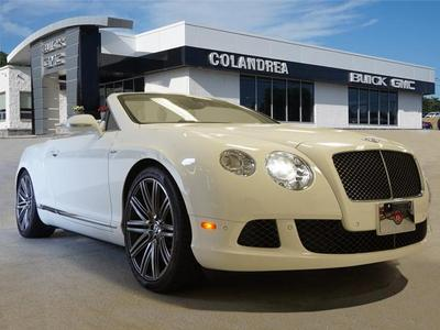 Used 2014 Bentley GTC Speed