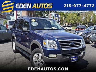 Used 2006 Ford Explorer XLT