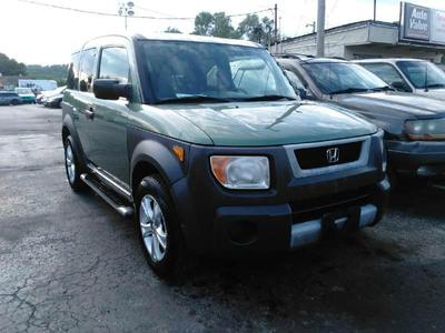 Used 2003 Honda Element EX
