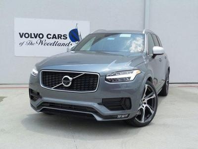 New 2017 Volvo XC90 T6 R-Design