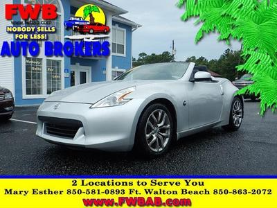 Used 2010 Nissan 370Z Touring