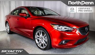 Certified 2014 Mazda Mazda6 i Grand Touring