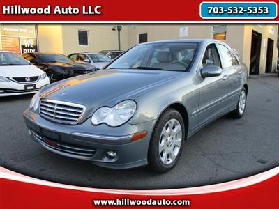 Used 2006 Mercedes-Benz  C280 4MATIC
