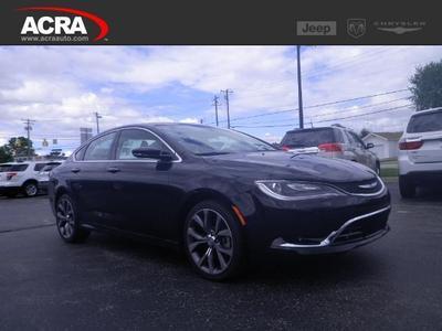 New 2016 Chrysler 200 C