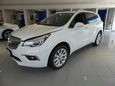 New 2017 Buick Envision Premium I