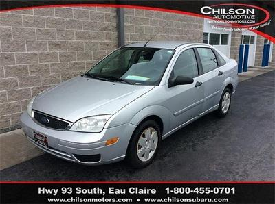 Used 2006 Ford Focus ZX4