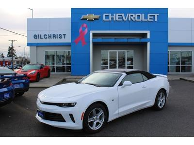 New 2017 Chevrolet Camaro LT